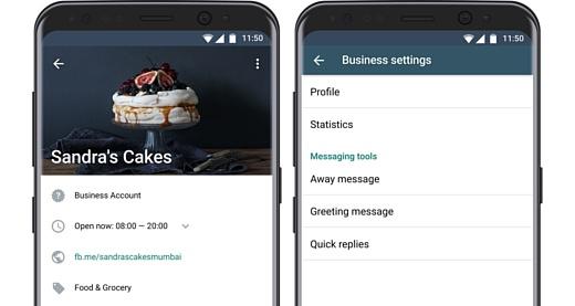WhatsApp запустила мессенджер для бизнеса