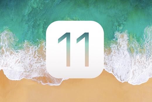 iOS 11 добралась до 65% iPhone и iPad