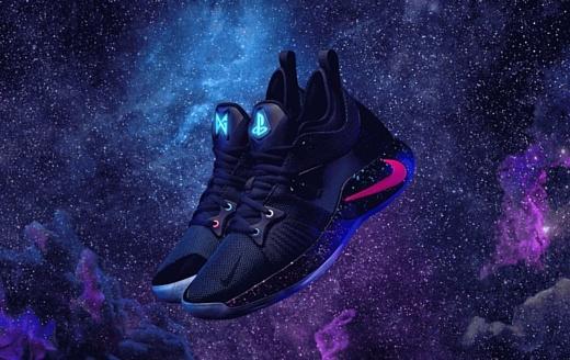 PlayStation и Nike представили кроссовки для геймеров