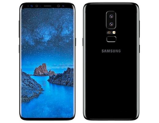 В сеть попало короткое видео с Samsung Galaxy S9