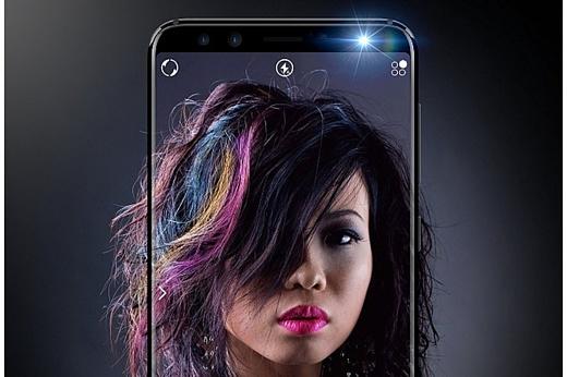 Blu готовит новый бюджетный смартфон Pure View