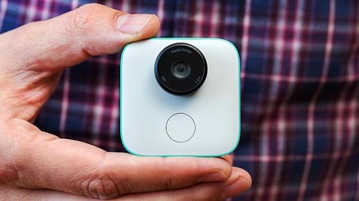 Google начала продажи камер Clips