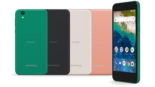 Sharp анонсировала новый недорогой смартфон Aquos S3