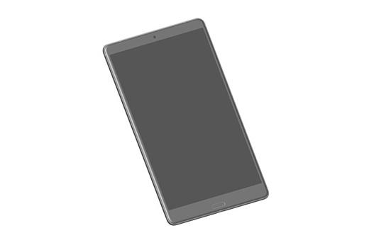 В сеть попали рендеры планшета Huawei MediaPad M5