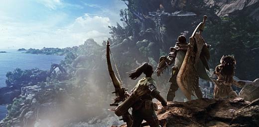 Capcom продала 5 млн копий Monster Hunter: World за три дня