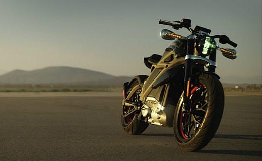 Harley-Davidson выпустит свой первый электрический мотоцикл