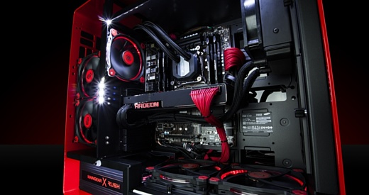 AMD увеличила темпы производства видеокарт