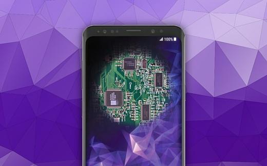 В сеть попали фото некоторых компонентов Samsung Galaxy S9
