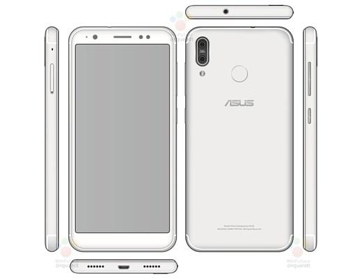 Опубликованы рендеры неанонсированного Asus ZenFone 5