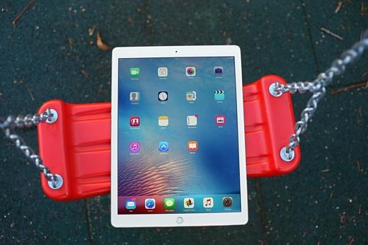 В праздничный период самыми популярными планшетами стали iPad
