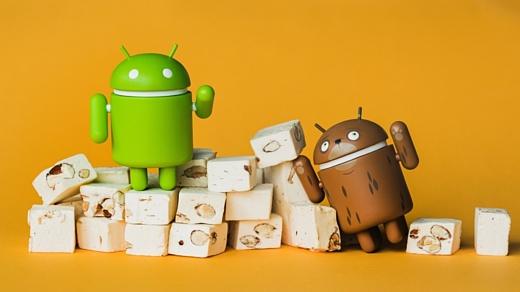Nougat стала самой популярной версией Android