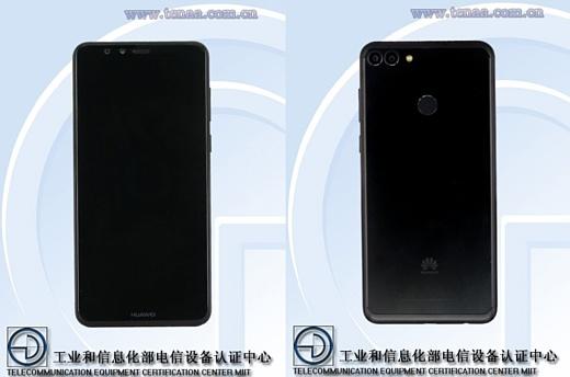 В базе TENAA появились три новых смартфона Huawei