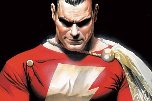 DC начала съемки «Капитана Марвела»