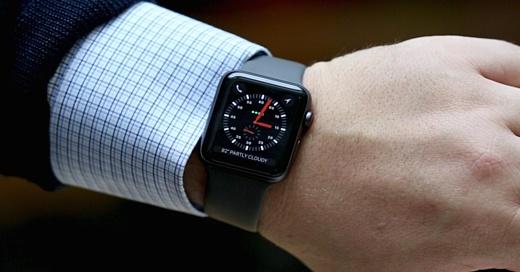 Apple установила рекорд продаж умных часов