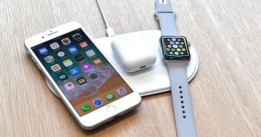 Неофициально: Apple выпустит свою беспроводную зарядку в марте
