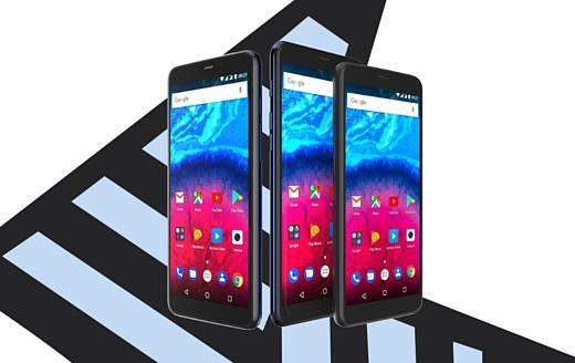 Archos представила несколько новых смартфонов в серии Core