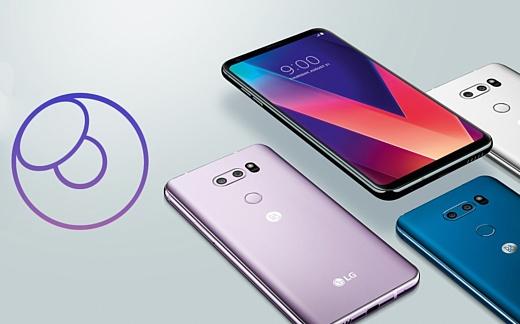 Слух: на MWC LG привезет смартфон V30s с 256 ГБ ROM