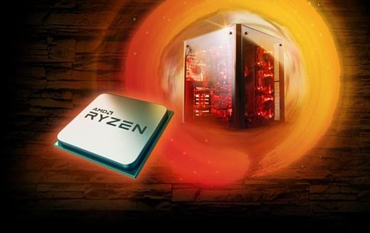 AMD начала продажи процессоров Ryzen со встроенной графикой Vega