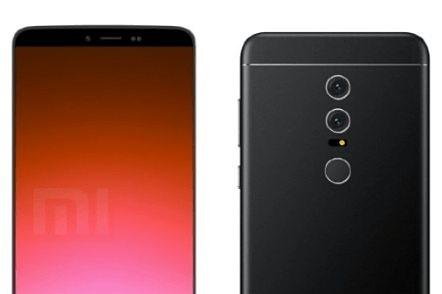 В сеть попал рендер Xiaomi Redmi Note 5
