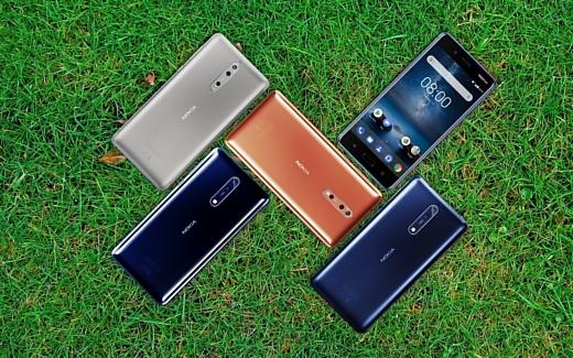 Аналитик: «В IV квартале 2017 Nokia продала больше смартфонов, чем HTC, Sony, Google и OnePlus»