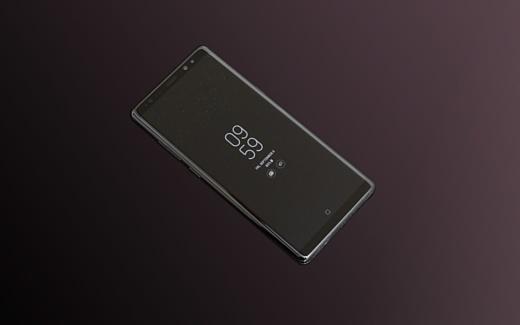 Слух: Samsung Galaxy Note 9 получит обычный сканер отпечатков на задней панели