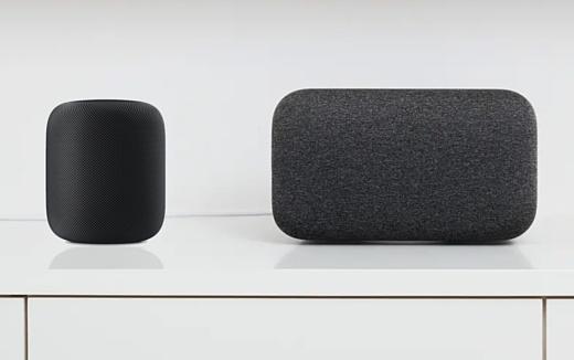 Google Home Max обошел Apple HomePod в «слепом» тесте