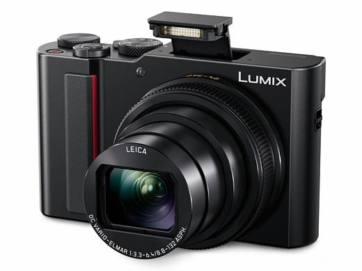 Panasonic анонсировала новые компактные камеры Lumix ZS200 и Lumix GX9