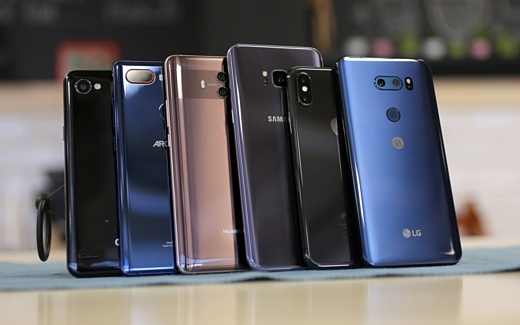 TrendForce: «В 2018 глобальные продажи смартфонов замедлятся»