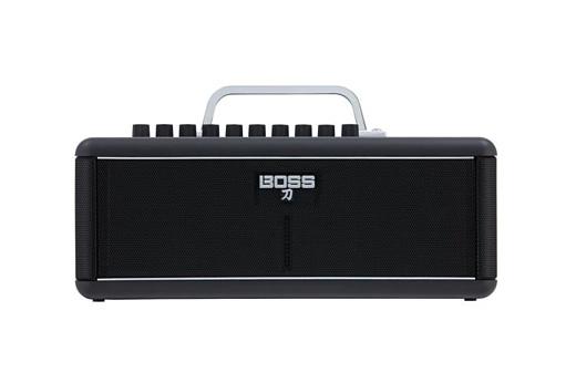 Boss представила «первый в мире» беспроводной гитарный усилитель Katana-Air