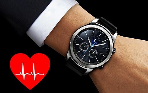 Samsung запатентовала новый способ измерения давления с помощью умных часов