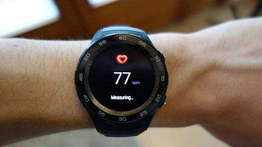 Android Oreo выпустили для Huawei Watch 2 и Casio WSD-F20