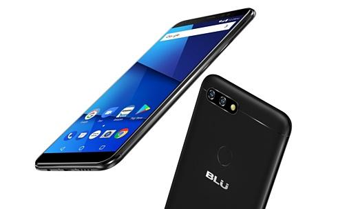 Blu представила новый недорогой смартфон Vivo X