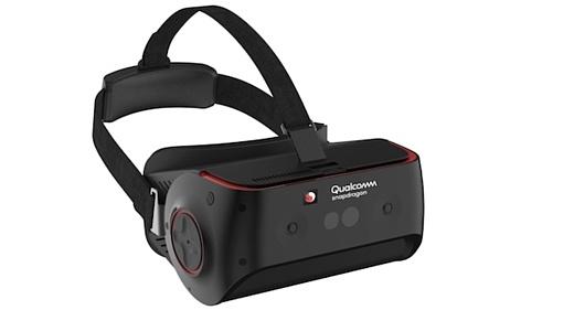 Qualcomm показала референсный VR-шлем на базе Snapdragon 845