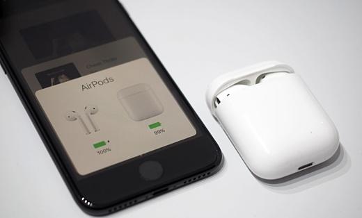 Слух: Apple разрабатывает AirPods, защищенные от воды