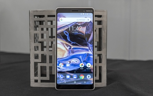 HMD привезла на MWC 2018 Nokia 7 Plus и Nokia 8 Sirocco