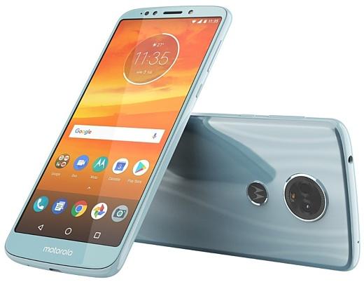 В сеть раньше времени попал официальный рендер Motorola Moto E5 Plus