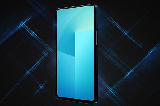 Vivo показал концепт смартфона со сканером отпечатков, который занимает половину экрана