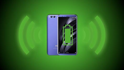 Xiaomi Mi 7 может получить поддержку беспроводной зарядки