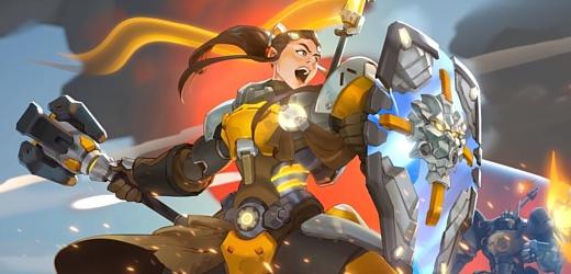 Blizzard показала нового героя Overwatch — Бригитту