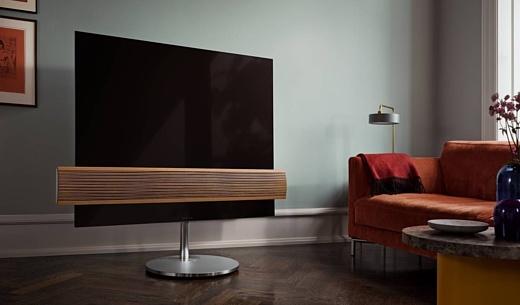 Bang & Olufsen's представила телевизор BeoVision Eclipse Wood Edition