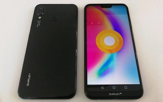 Утечка: фотографии Huawei P20 и P20 Lite