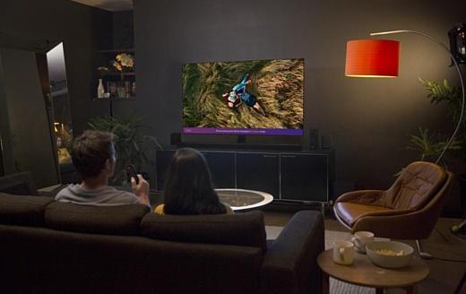 LG показала новые телевизоры на платформе ThinQ