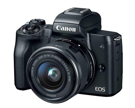 Canon будет больше внимания уделять беззеркальным камерам