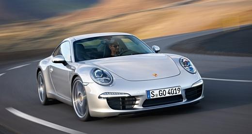 Porsche займется летающими автомобилями