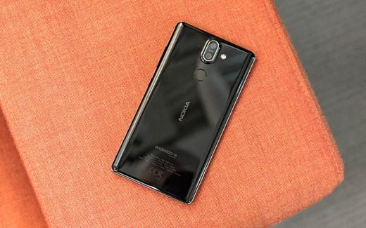 Утечка: новая информация о Nokia 9