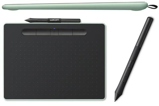 Wacom выпустила новую серию графических планшетов