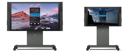 Microsoft выпустит новый Surface Hub до конца года