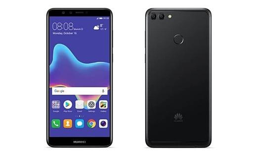 Huawei представила новый недорогой смартфон Y9 (2018)