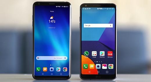 Следующий флагман LG получит LCD-дисплей