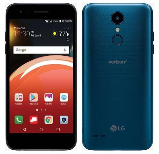 LG выпустила дешевый смартфон Zone 4